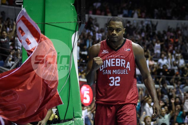 Justin Brownlee back with Ginebra as Charles Garcia is sent packing