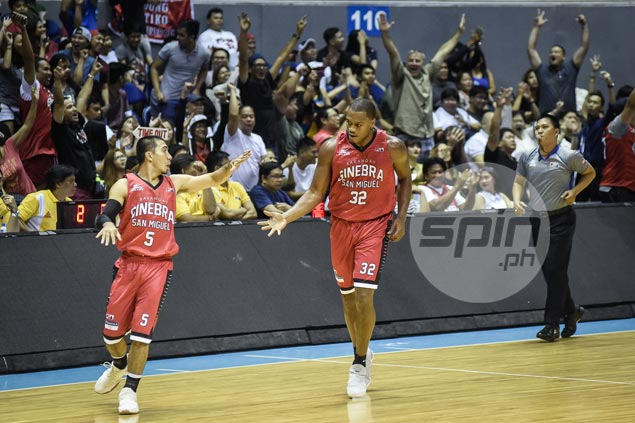 LA Tenorio feels officiating breaks hounded both sides in Ginebra-Alaska thriller