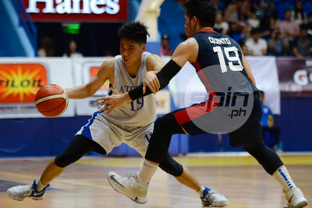 Tyler Tio thankful as release of PH passport paves way for stint with Ateneo in UAAP