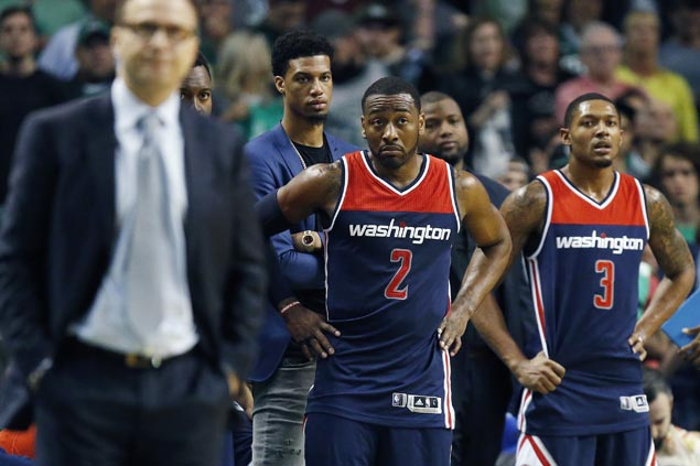 Dominant display gives Wizards big boost in confidence ahead of road game against Celtics