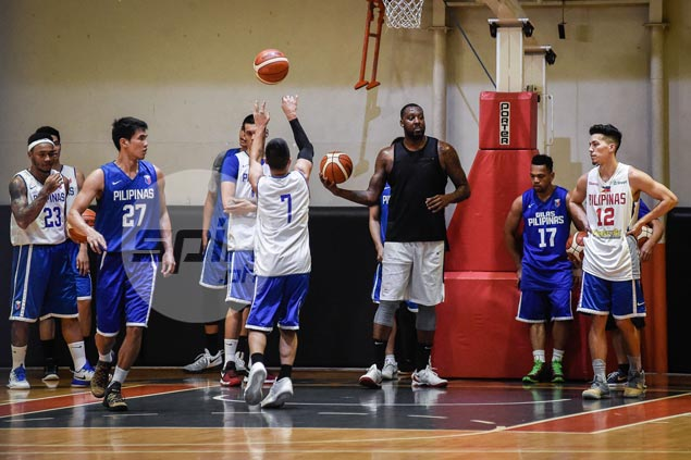 Wright, Pogoy, Almazan immediately catch Andray Blatche eye among Gilas new boys