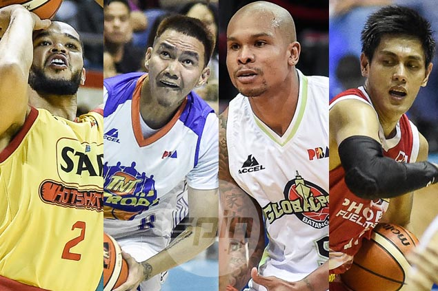 With Gilas stars out, now's as good a time as any for these PBA players to prove worth