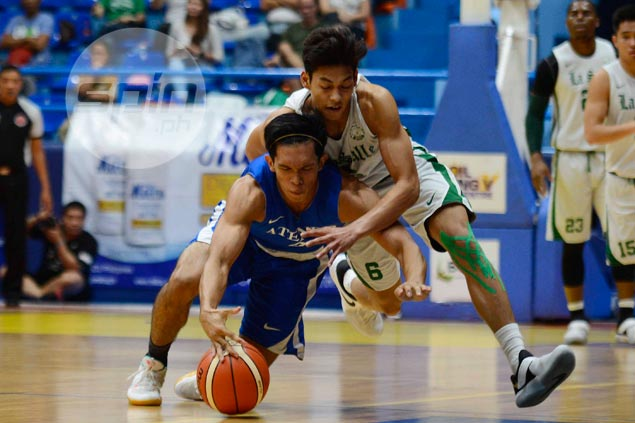 La Salle asserts dominance in first preseason showdown with arch-rival Ateneo