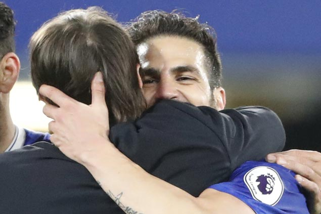 Cesc Fabregas proves worth after being out of favor early in season as Chelsea closes in on title