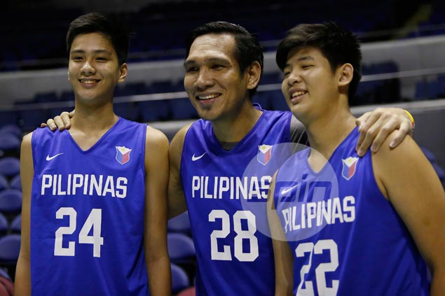 Tall Batang Gilas squad banking on quickness to overwhelm opposition in Seaba U16