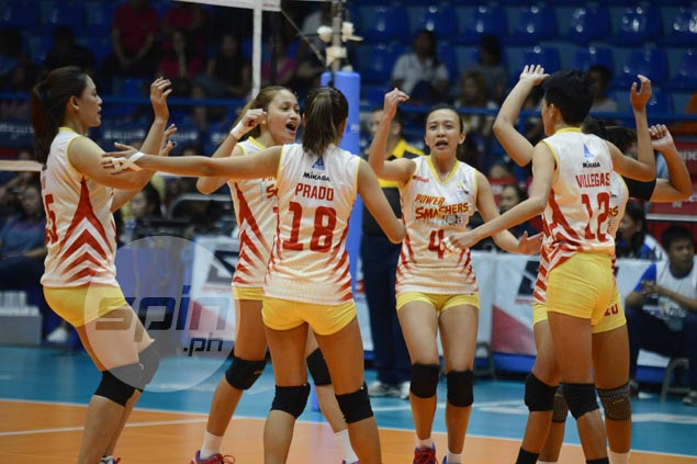 Power Smashers outlast Creamline in five to halt two-game skid in PVL