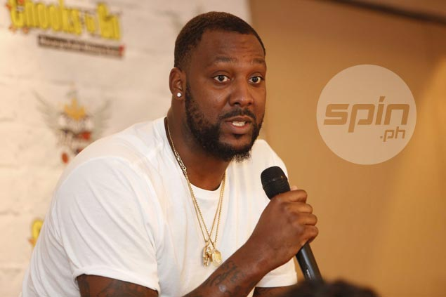 New dad Andray Blatche motivated to make up for lost time with inspired play for Gilas