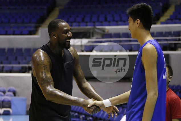 Kai Sotto's growth spurt, tall frontline bode well for Batang Gilas stint in Fiba Asia