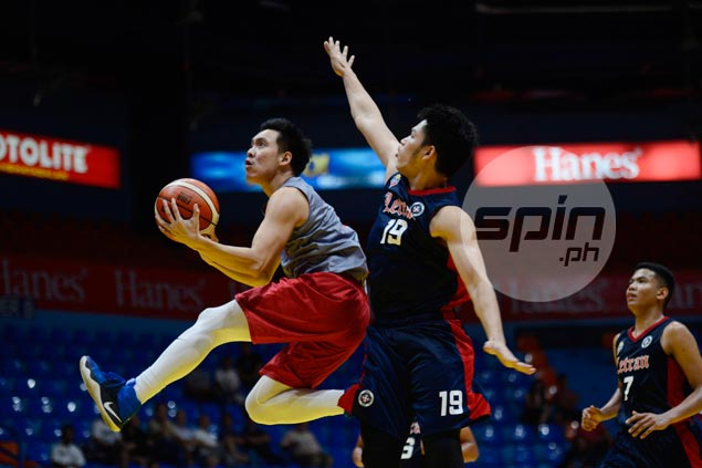 Do-it-all CJ Perez stands at forefront as Lyceum rips Letran, stays unbeaten in Premier Cup