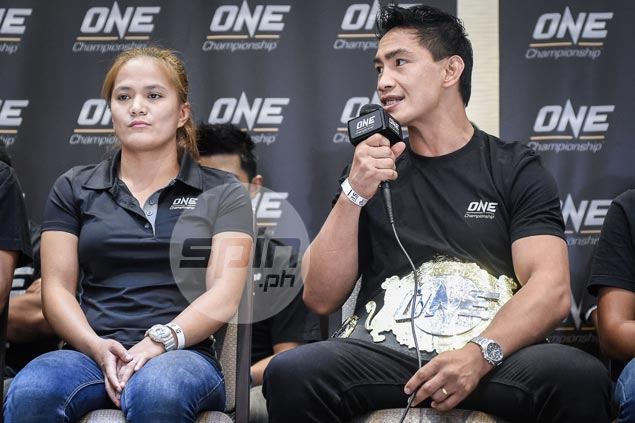 Eduard Folayang hungry for more glory after first successful ONE title defense