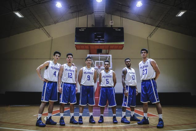 Gilas Pilipinas goes to battle in Seaba armed with 'Agimat' from LeBron James