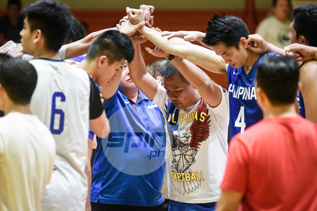 Gilas Pilipinas bracketed with defending champion China in Fiba Asia group phase