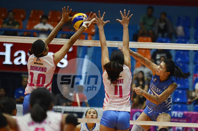 Pocari Sweat crushes skidding Creamline to stretch PVL win streak to three