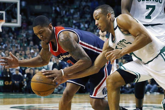 Celtics aim to break trend as Wizards hope to make most of homecourt edge to force decider