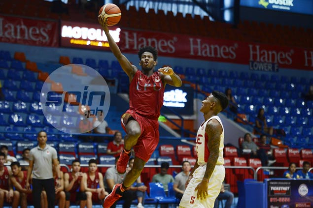 CJ Perez bucks slow start to lead Lyceum in rout over UE as Pirates stretch win run to three