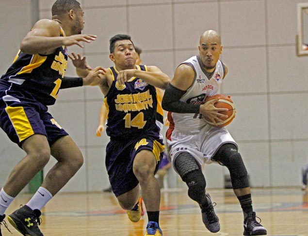 Davon Potts gets San Beda green light to play in D-League so he can be eligible for PBA draft