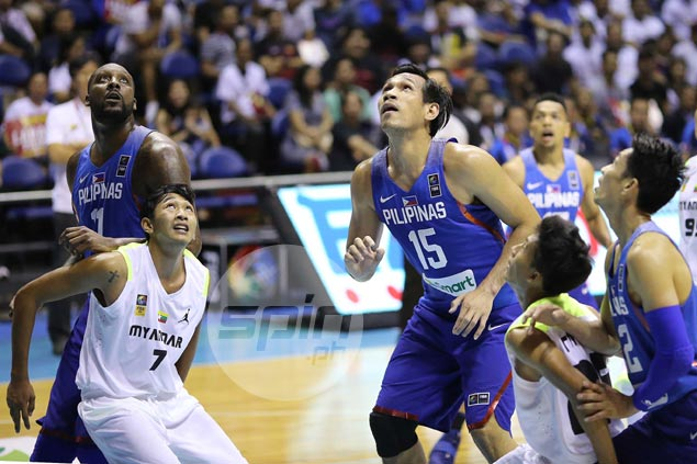 Gilas wallops Myanmar by 107 points for rousing start to Seaba campaign