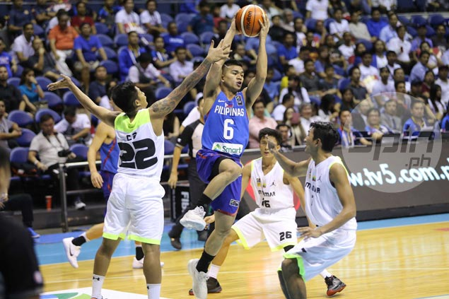 Jio Jalalon doesn't rue missing rare triple-double as Gilas win of utmost importance
