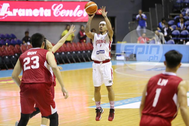 Indonesia outduels Thailand to get chance at avenging loss to Gilas in Seaba final