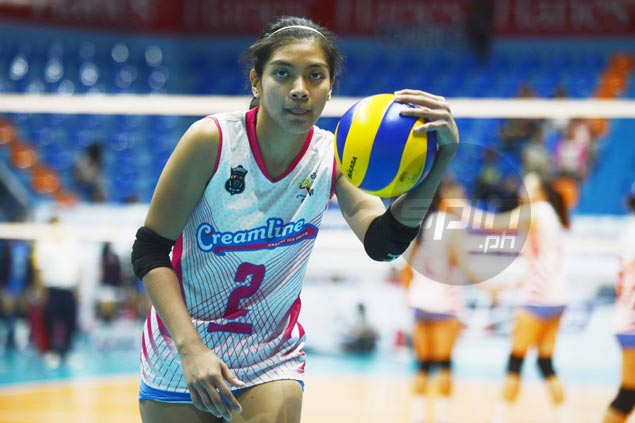 PVL club Creamline declines to give Alyssa Valdez clearance for national pool showcase event