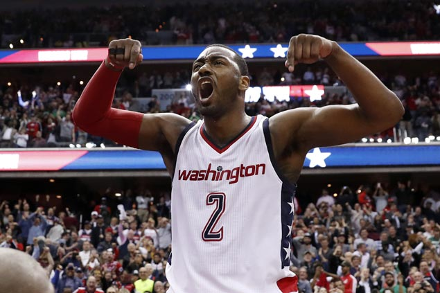 Wizards locking down John Wall to four-year, $170 million contract extension