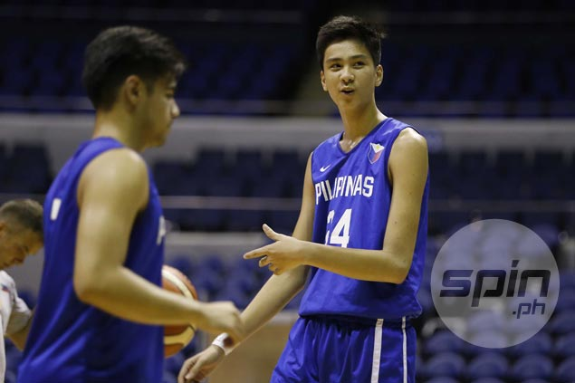 Kai Sotto gets baptism of fire as Batang Gilas competes in Fiba Asia U-16 Championship