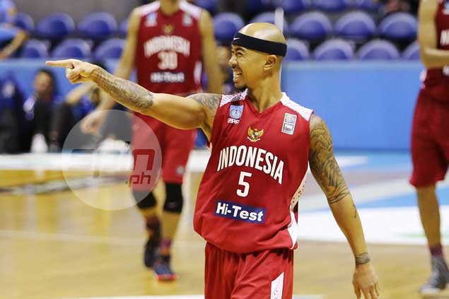 Misfiring Indonesian star Mario Wuysang relieved to make shot that mattered most