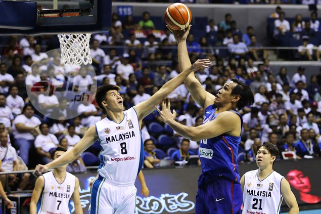 Fajardo allays fears of Gilas progress going stagnant in face of feeble opposition