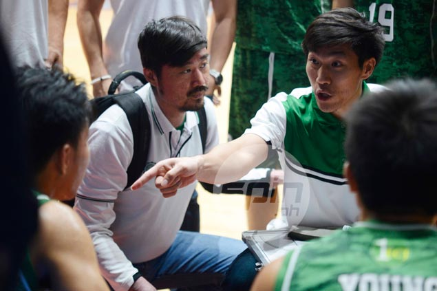Franz Pumaren says former player TY Tang has what it takes to be a great coach someday
