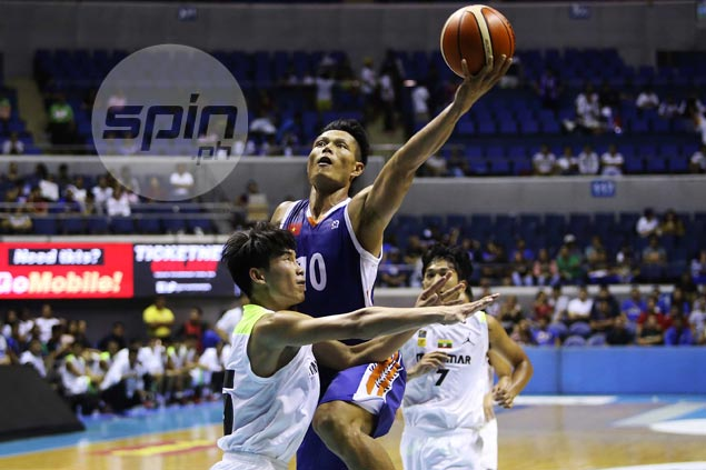 Vietnam shrugs off brave Myanmar rally to post first win in Seaba