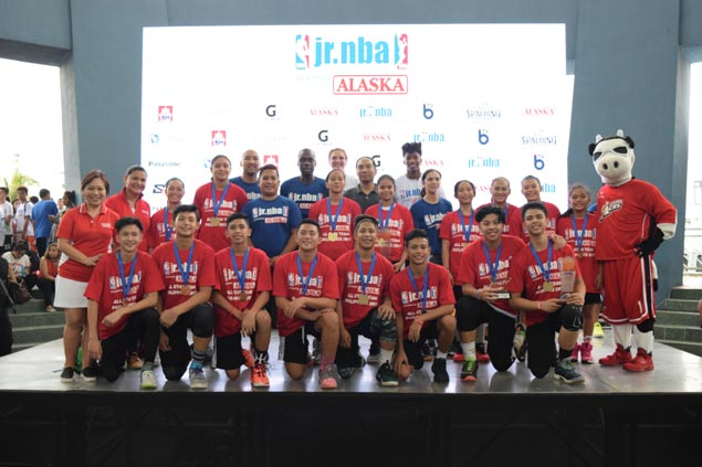 PBA sons rise as MVP Kenji Duremdes, Echo Laure lead Jr. NBA Camp All-Stars