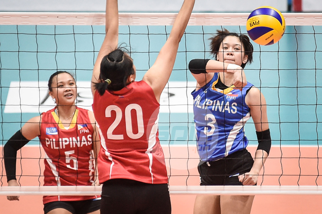 Mika Reyes, Ces Molina lead stunning comeback in five-set thriller to cap national pool showcase