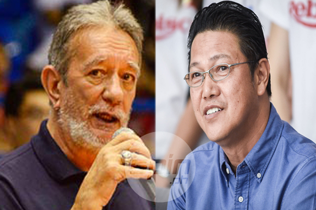 Tats Suzara denies hand in non-issuance of ITCs to PVL imports, accuses league of 'incompetence'
