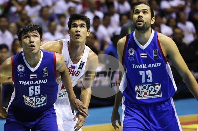 Wondering why Thai big man Wutipong Dasom saw limited action vs Gilas? Coach explains
