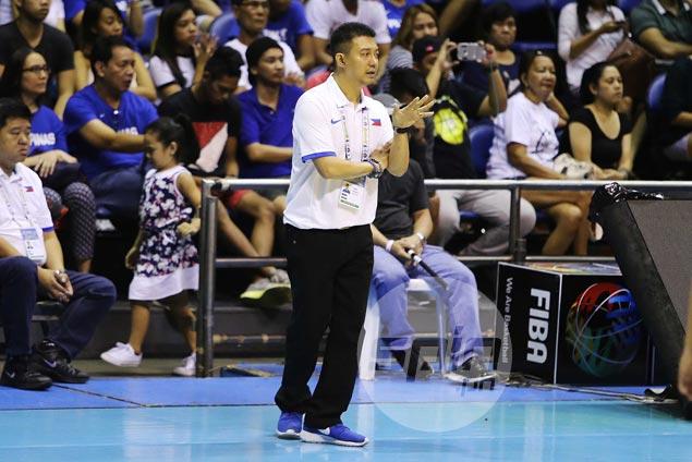Batang Gilas coach prepares for Malaysia's three-point gunners, full-court press