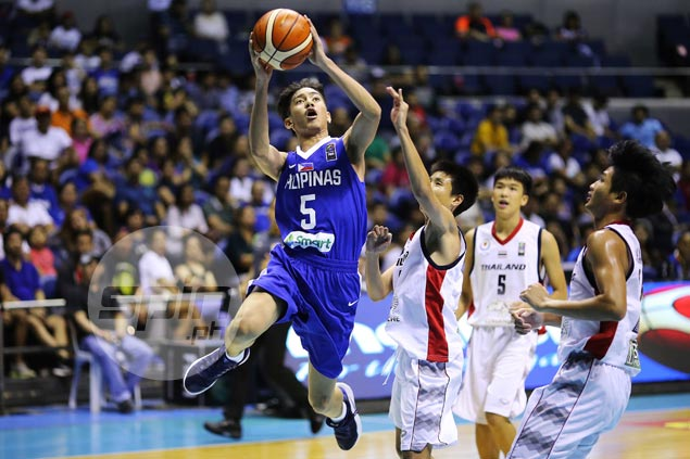 Unbeaten Batang Gilas blows past Thailand, sets up battle for Seaba gold with Malaysia