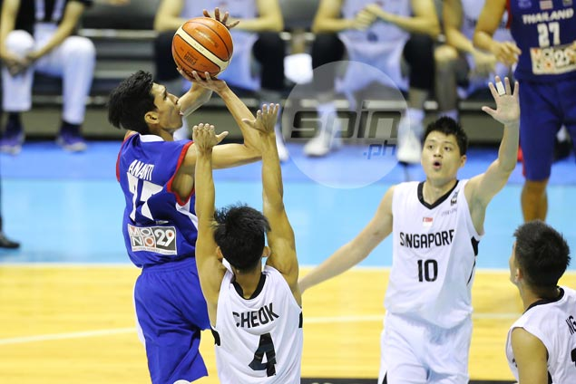 Thailand turns back Singapore fightback to clinch Seaba bronze medal