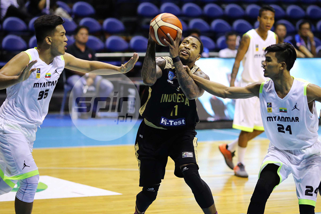 Indonesia naturalized player Jamarr Johnson, Arki Wisnu look forward to shot at Gilas