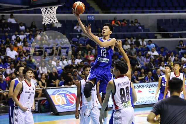 Kai Sotto confidence grows after solid outing in first Seaba start for Batang Gilas