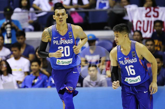 Raymund Almazan makes most of Gilas opportunity as Blatche given breather