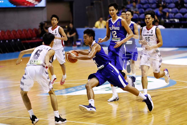 So far apart, yet Ricky Calimag's advice guides son RC in his pursuit of basketball dream