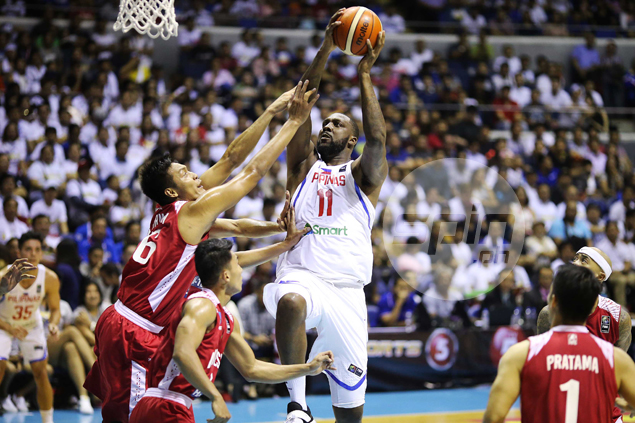 Andray Blatche won't force shots, but hopes to put on better showing against Chinese Taipei