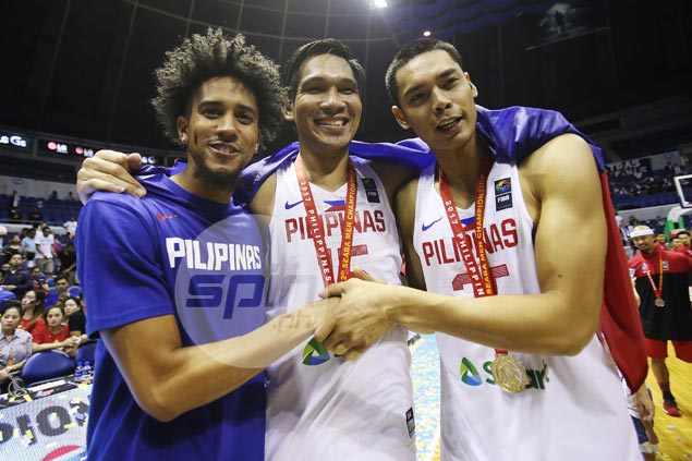 Gilas Pilipinas players back on social media after Seaba 'sacrifice'