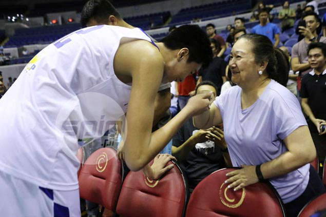 After Seaba coming-out party, Kai Sotto, Batang Gilas train sights on Asia's big boys