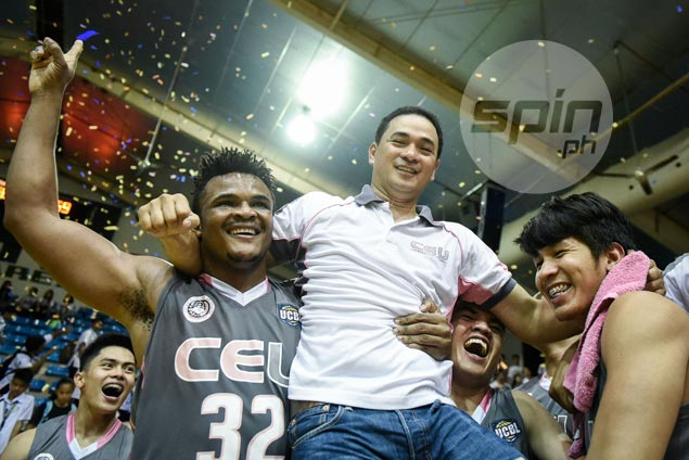 Yong Garcia takes over as CafeFrance coach as Egay Macaraya focuses on Stags role