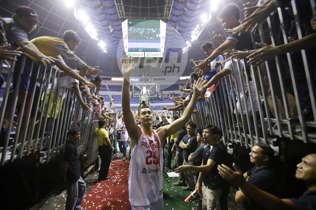 Chot Reyes looking to play Gilas cadets in SEA Games, PBA veterans in Fiba Asia Cup