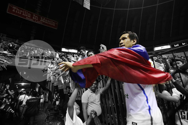 Gilas Pilipinas honors country, family and fans with sweet Seaba sweep. See IMAGES