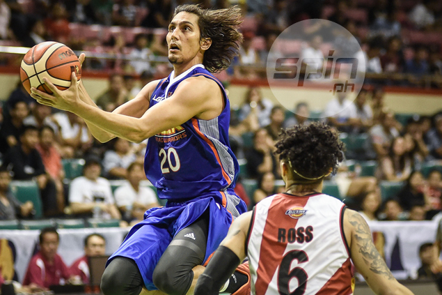 Alex Mallari on playing under Yeng Guiao: 'The good outweighs the bad'