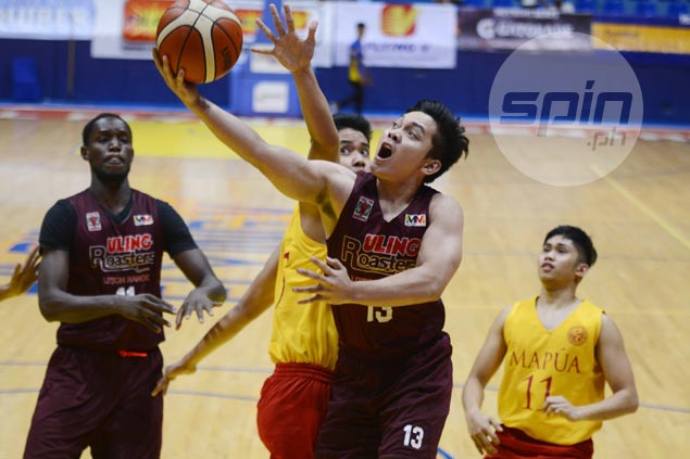 Newcomers take charge late as UP turns back Mapua for winning debut in Premier Cup