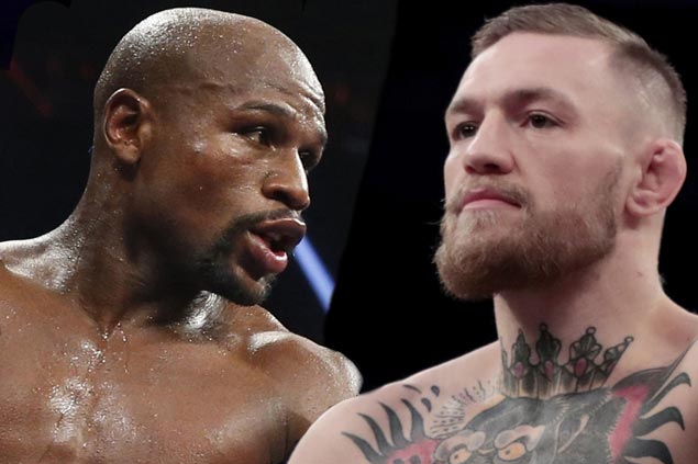 Years of verbal jousting between Mayweather, McGregor looks to heat up with megabout booked